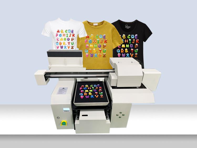 A3 DTG t-shirt printer machine