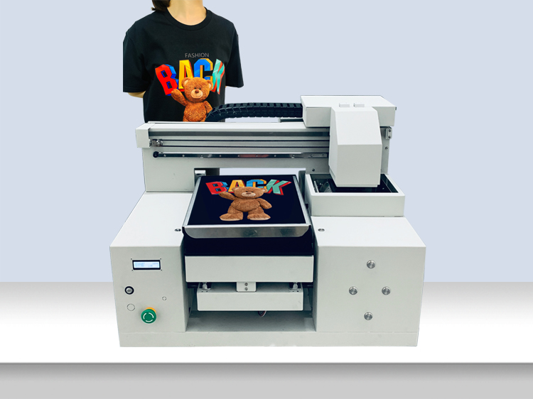 A3 mini DTG printer machine