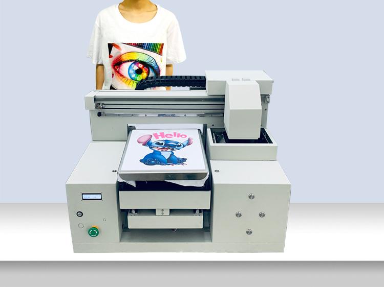 A3+ szie t-shirt printer machine