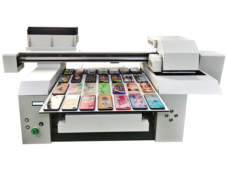 A1 UV phone case printer