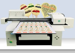 A1 factory use food printer machine 02