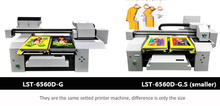 DTG t-shirt printer machine