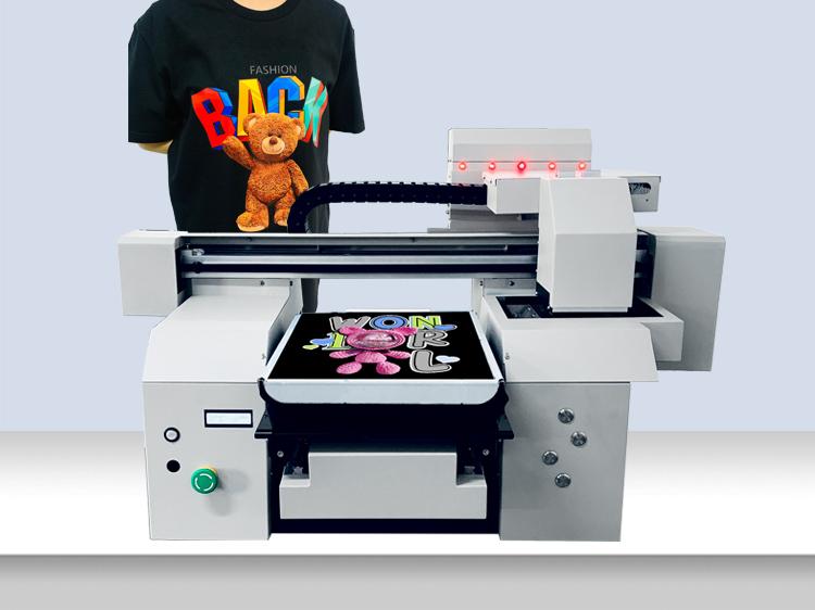 A3 DTG tshirt printer machine