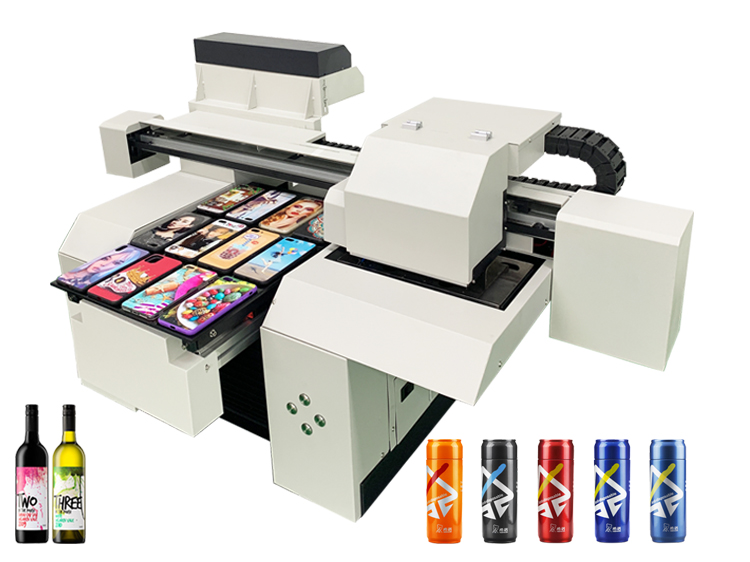 A3 bottle cylinder printer machine