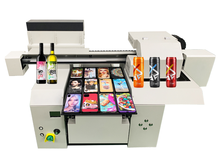 A3 bottle printer machine