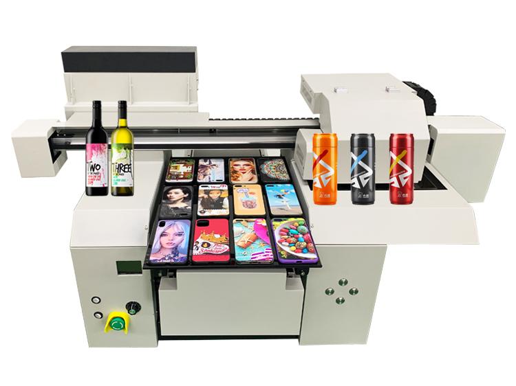 A3 bottle printer machine