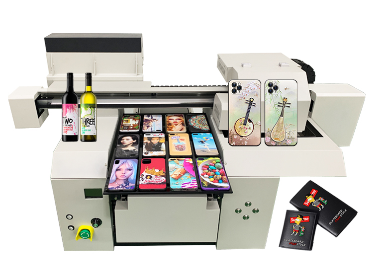 A3 3352 UV Flatbed Printer Gift Items Printing Machine