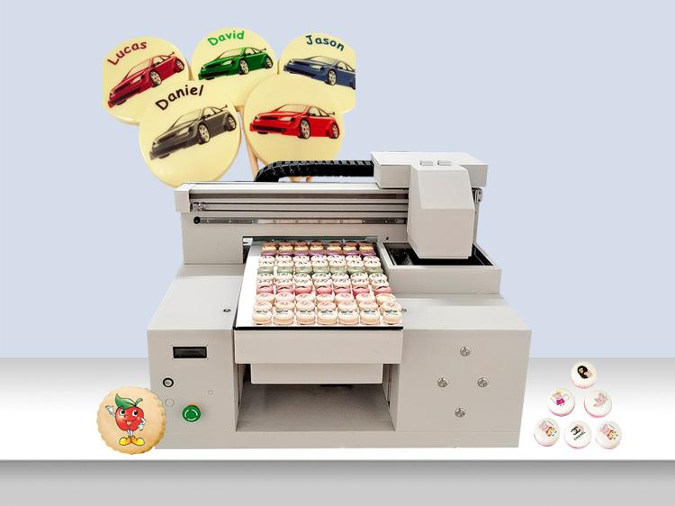 A3 mini food macaron printer
