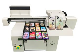 A3 phone case UV printer machine for case directly printing
