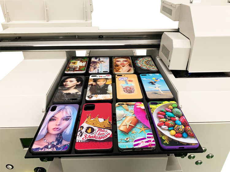 A3 phone case UV printer machine for case printing