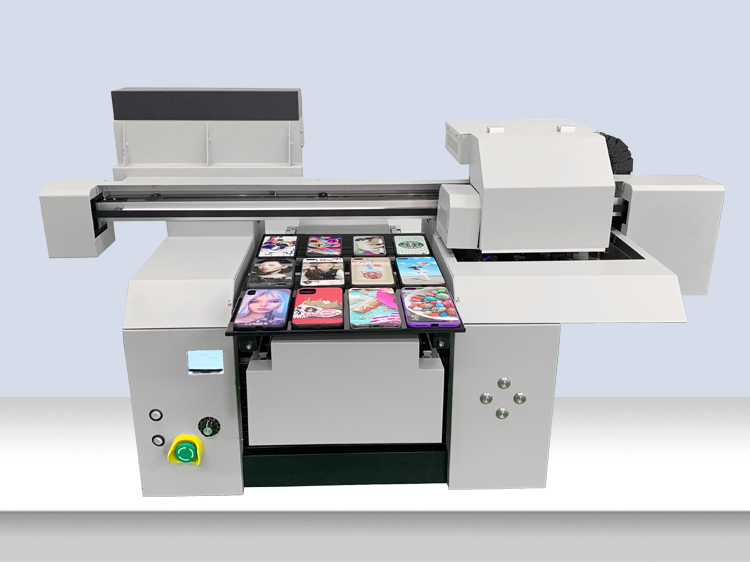 A3 phone case printer for different kinds of case printing