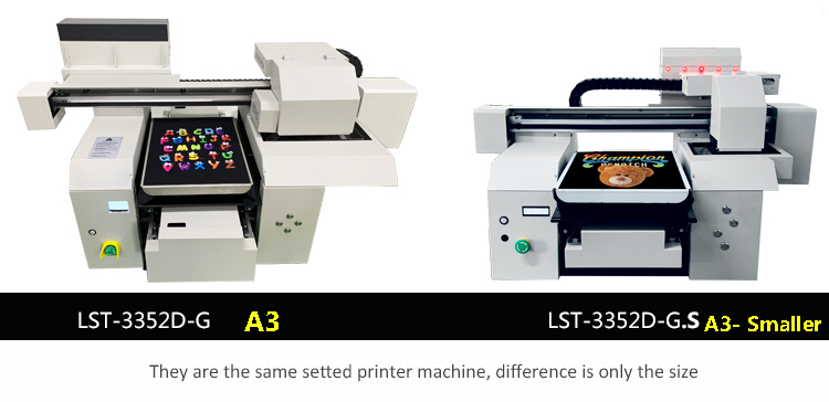A3 t-shirt printer machine