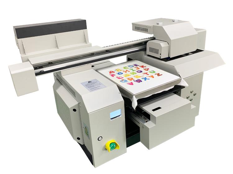 A3 tshirt printing machine for dark light colot tshirt directly printing