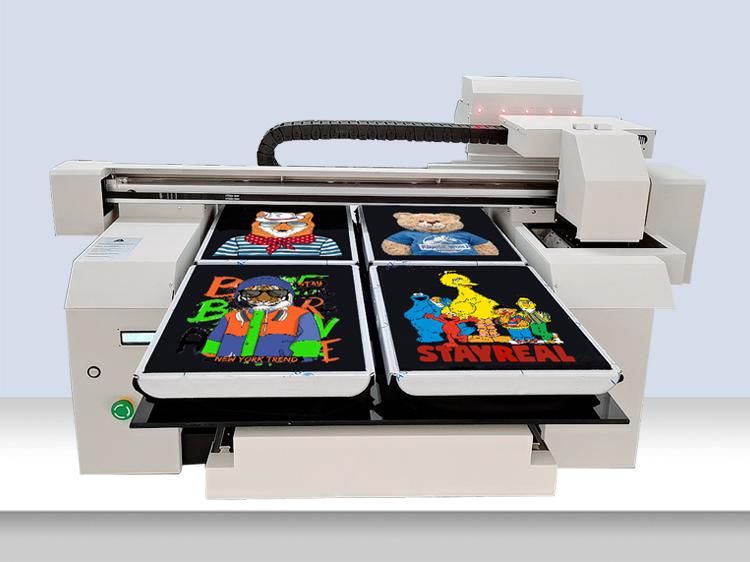 DTG tshirt printer machine