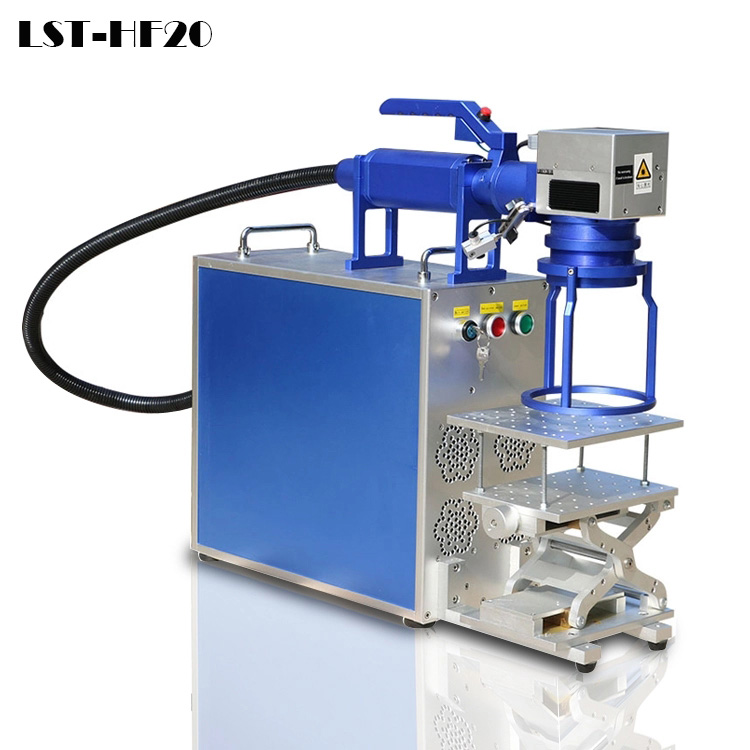 Handeld fiber marking machine