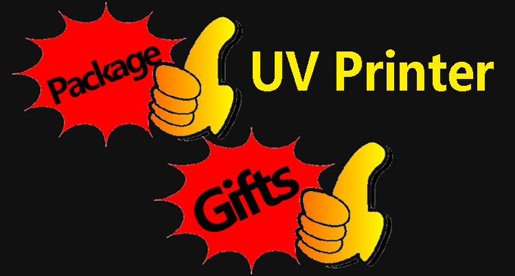 What package will you get when buying UV Printer?