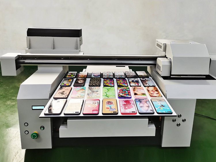 UV printer phone case grouply printing image