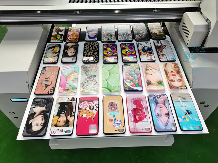 UV printer phone case printing image