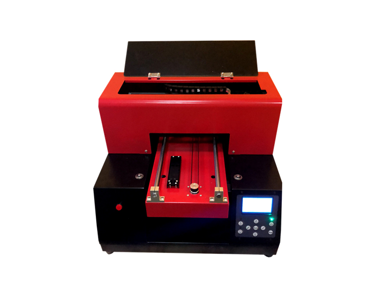 A4 UV Printer Machine for pen, pvc, cd,leather bags gift itmes printing