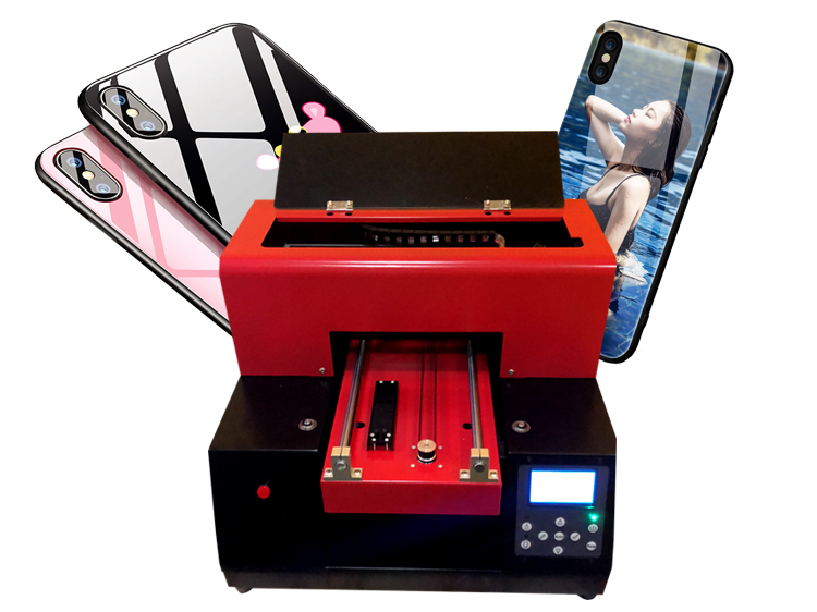 A4 UV Mobile Phone Case Printer Machine
