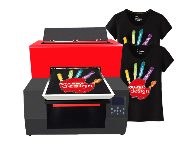 A3+ size t-shirt printer