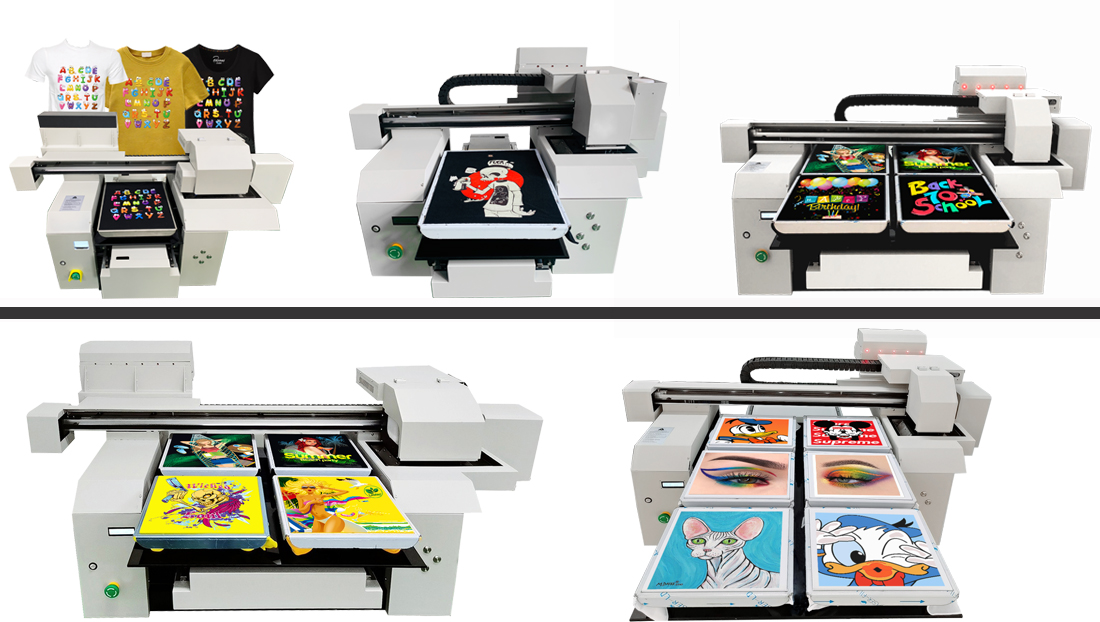 dtg t-shirt printer machines