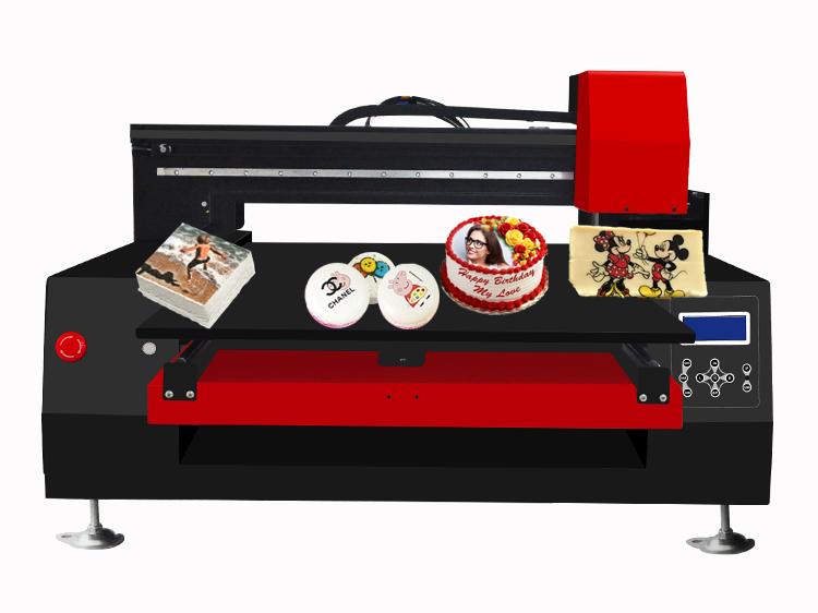 food printer cake printer