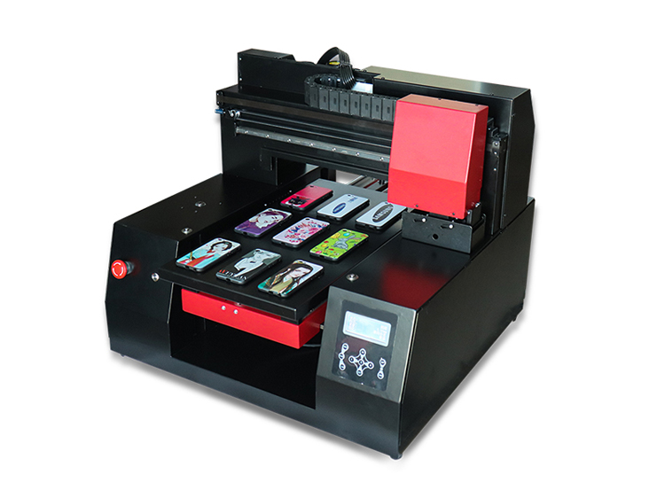 A3+ 3360 CMYK+8W 12 Color UV Phone Case Printer