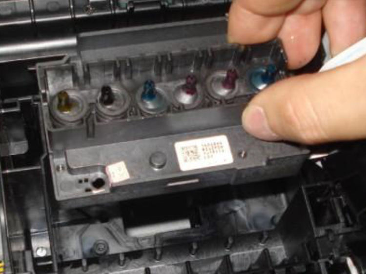 How to Install Printer Head for Epson R1390