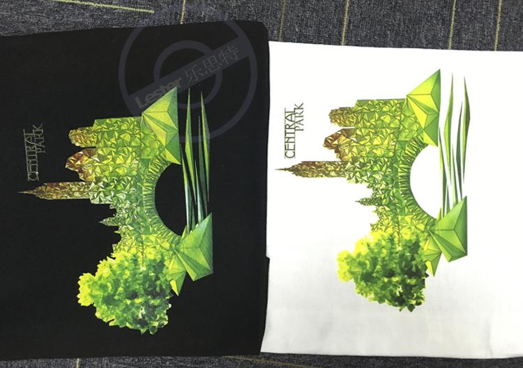 DTG Printer t-shirt printing image