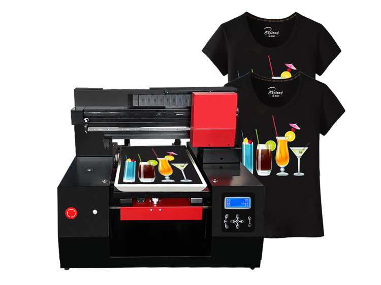 A3+ dtg printer