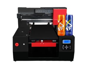 UV printer for 360° bottle printing