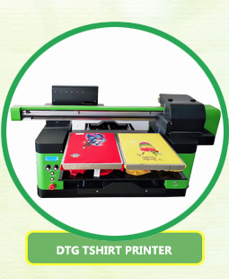 DTG Tshirt printer machine