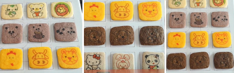 food printer cookies printing image 02