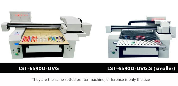 A1 6590 UV printer