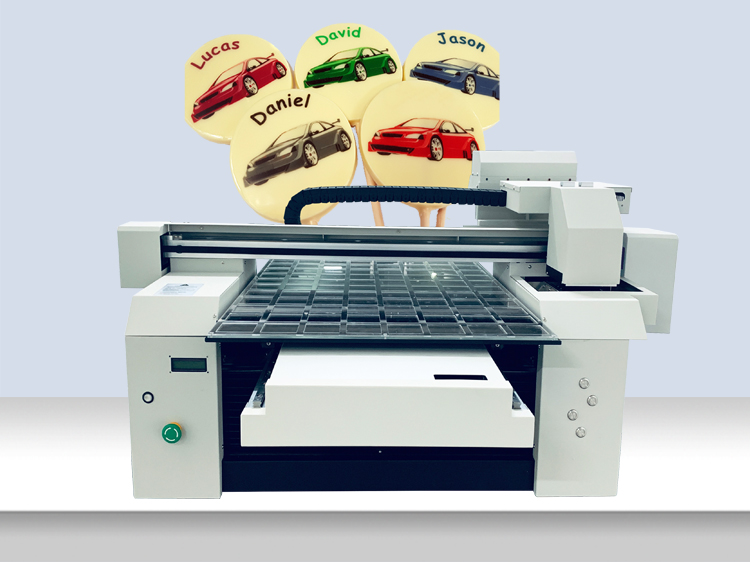 A1+ Size 6590 6090 Fast Food Chocolate Cake Printer Machine Manufacturer