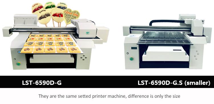 A1 6590 food printer machine