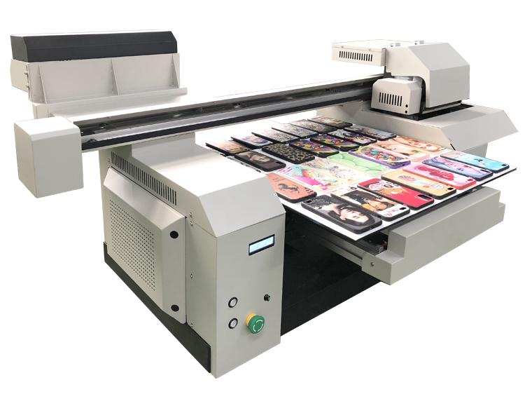 A1 UV phone case factory printer machine