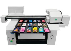 high-speed A1 UV phone case printer