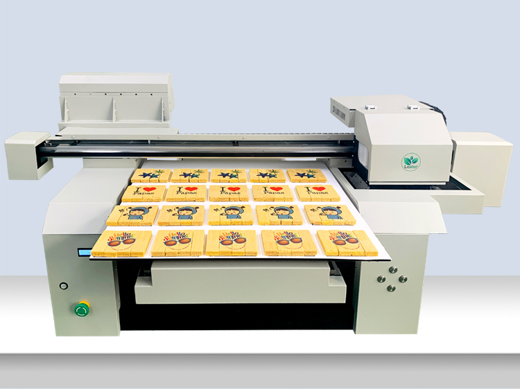 A1 food printer Waffles biscuits cookies printing images 02