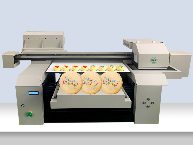 A1+ 6090 Factory Price Birthday Wedding Cake Bread Food Printing Machine