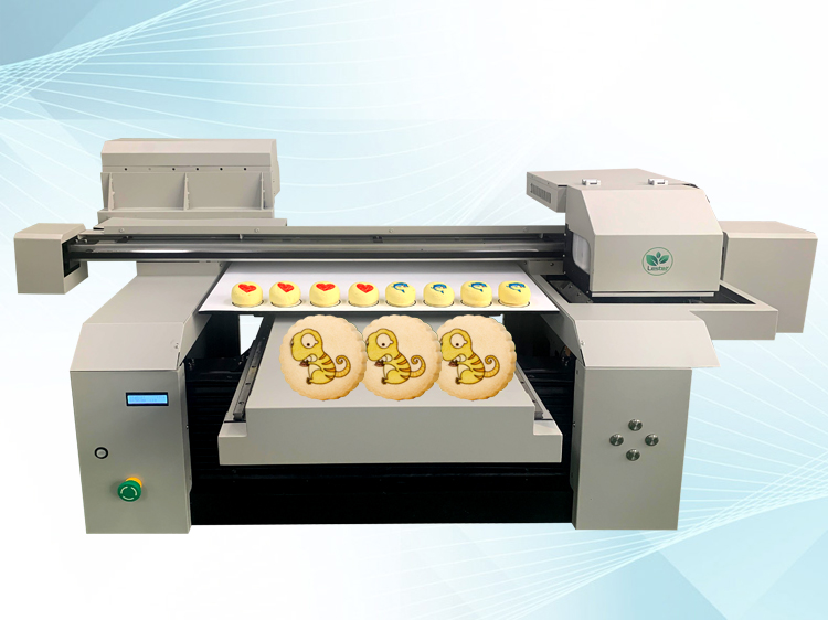 A1 factory use food printer for cake bread printing