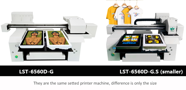 DTG printer t-shirt printing machine