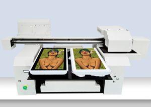 Fast a1 tshirt printing machine