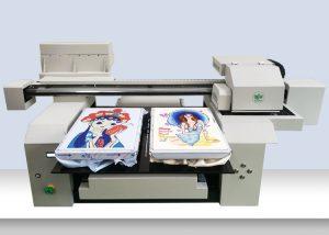Eco-friendly Reusable Washable Canvas Cotton Shopping Bag DTG Printer Machine