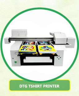 DTG Tshirt printer machines