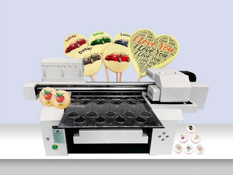 A1 food printer cake photo printing machine