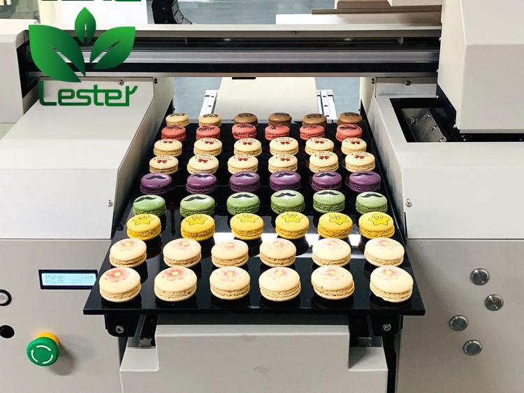 A3 food macaron printer