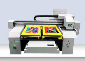 fast printing speed DTG printer