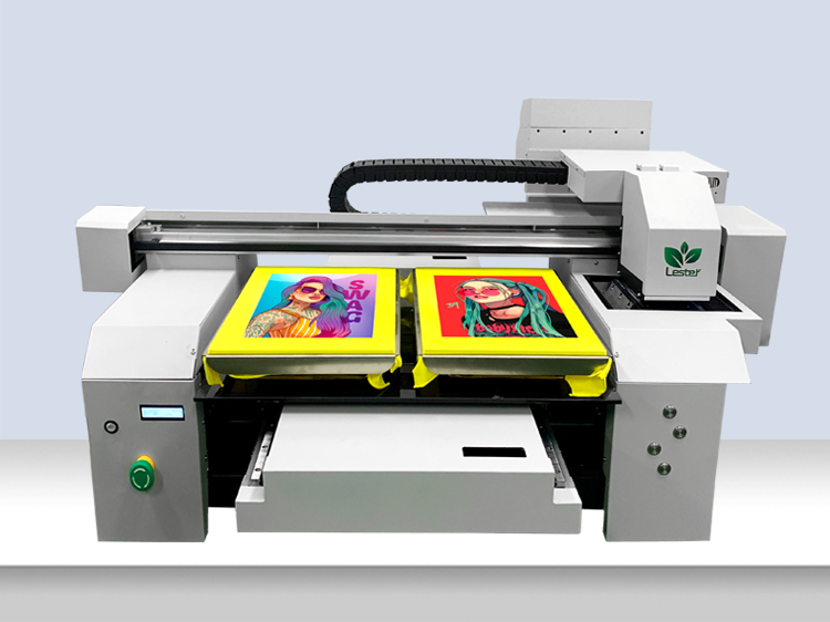 A1 A2 6560 Fast Printing Speed 2 or 4 station DTG TSHIRT Printer Machine Made in China